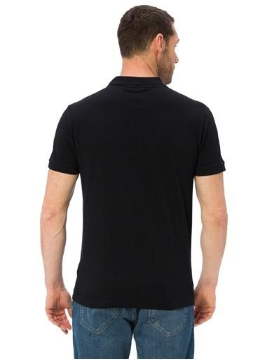 LC Waikiki Polo Yaka Tişört Siyah
